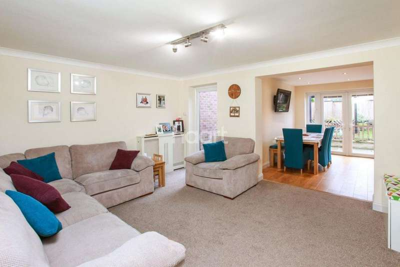 4 Bedrooms Semi Detached House for sale in Blackthorn Road, Witham, CM8