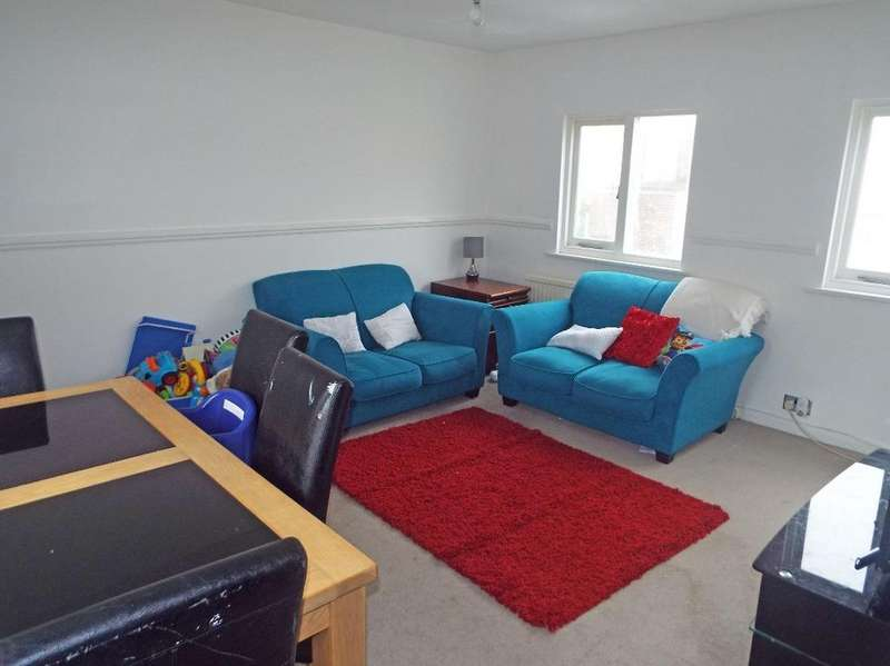 2 Bedrooms Flat for sale in High Street Rottingdean East Sussex BN2
