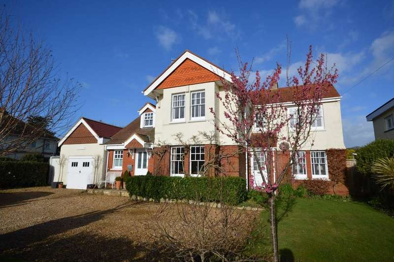 5 Bedrooms Detached House for sale in Steyne Road, Bembridge