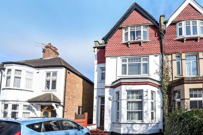 2 Bedrooms Flat for sale in Queen Anne Avenue, Bromley, BR2