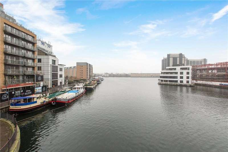 3 Bedrooms Flat for sale in Pepper Street, Isle Of Dogs, London, E14