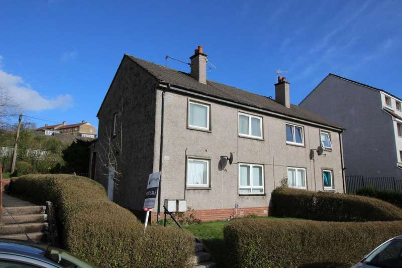 1 Bedroom Flat for sale in 13 Abbeylands Road, Faifley, G81 5JS