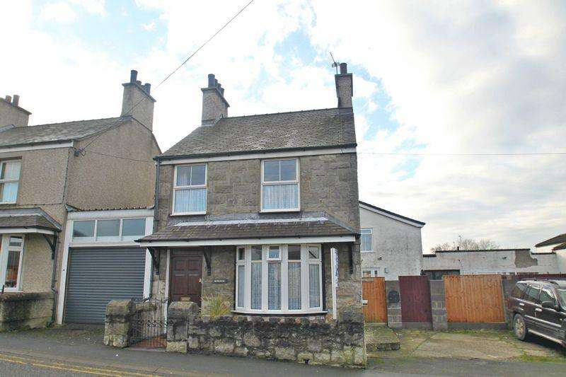 2 Bedrooms Cottage House for sale in Brynsiencyn, Anglesey