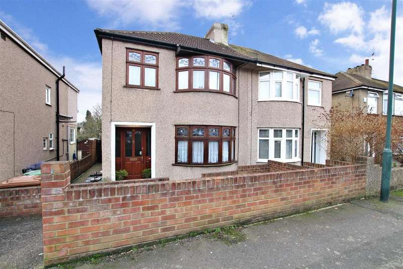 3 Bedrooms Semi Detached House for sale in Barnes Cray Road, Crayford