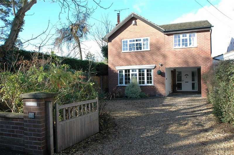 3 Bedrooms Link Detached House for sale in Well Lane, Mollington, Chester