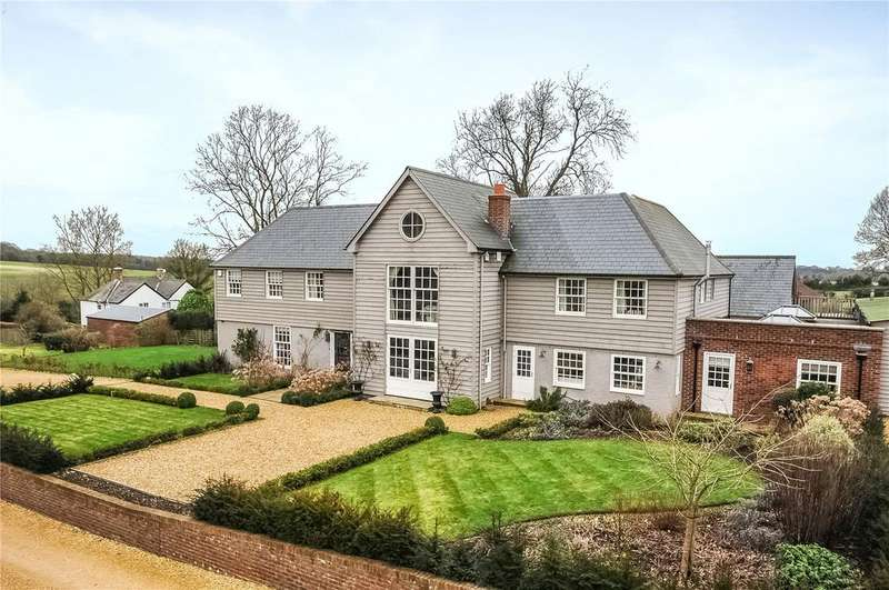 6 Bedrooms Unique Property for rent in Preshaw Road, Beauworth, Alresford, Hampshire, SO24