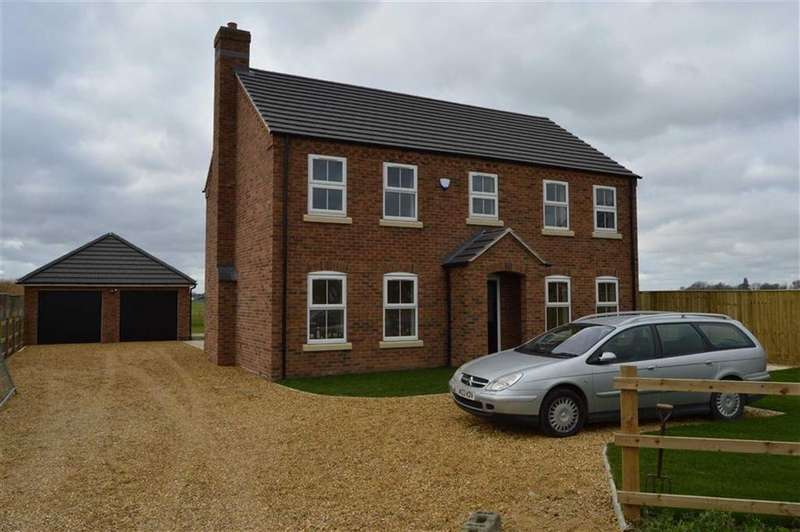 5 Bedrooms Detached House for sale in Upwell Road, Christchurch