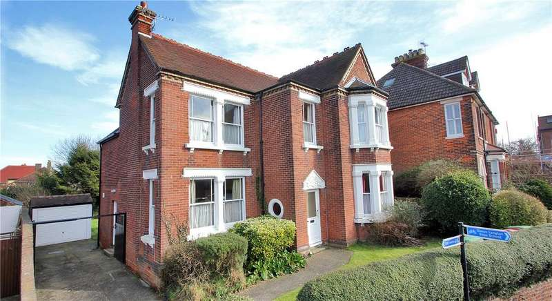 5 Bedrooms Detached House for sale in South Canterbury Road, Canterbury, Kent, CT1