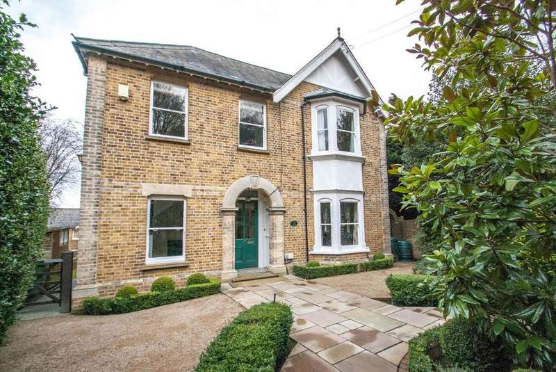 4 Bedrooms Detached House for sale in Brentwood Road, Ingrave, Brentwood, Essex, CM13