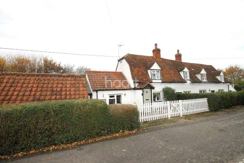 2 Bedrooms Cottage House for sale in Little Waltham