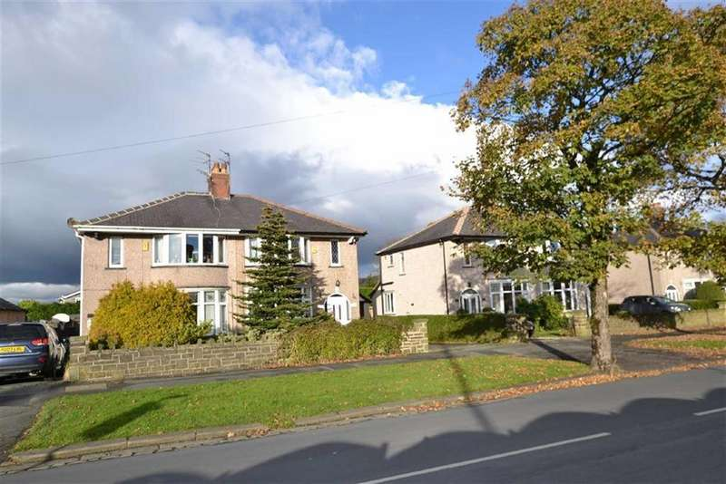 3 Bedrooms Semi Detached House for sale in Castle Road, Colne, Lancashire