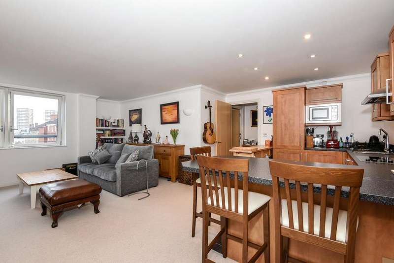 2 Bedrooms Flat for sale in Great Dover Street, Borough, SE1