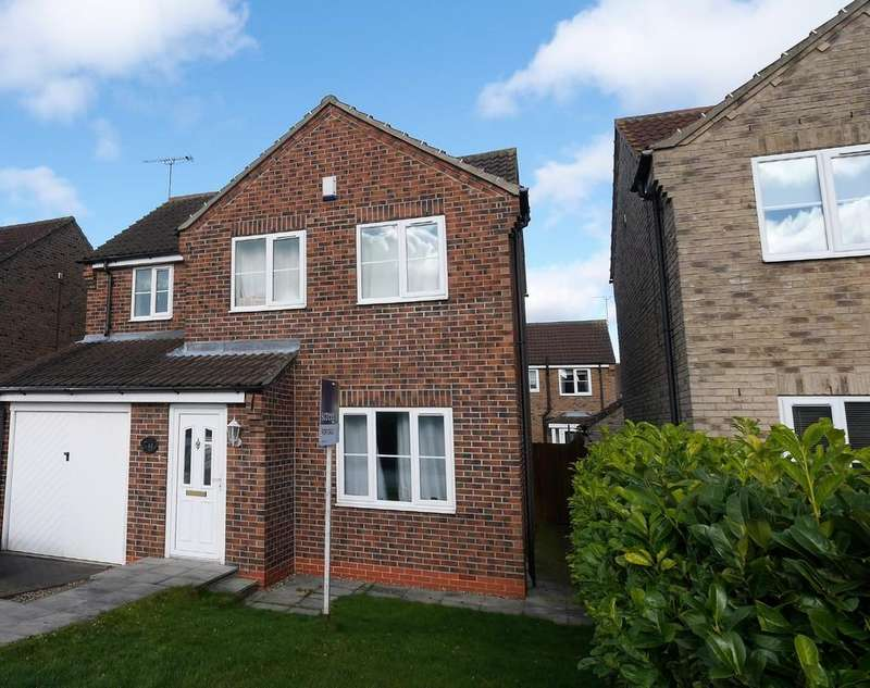 3 Bedrooms Detached House for sale in 43 Scalby Lane, Gilberdyke