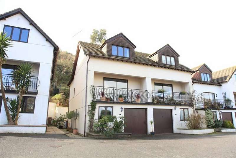 4 Bedrooms Semi Detached House for sale in Victoria Heights, Dartmouth, Devon, TQ6