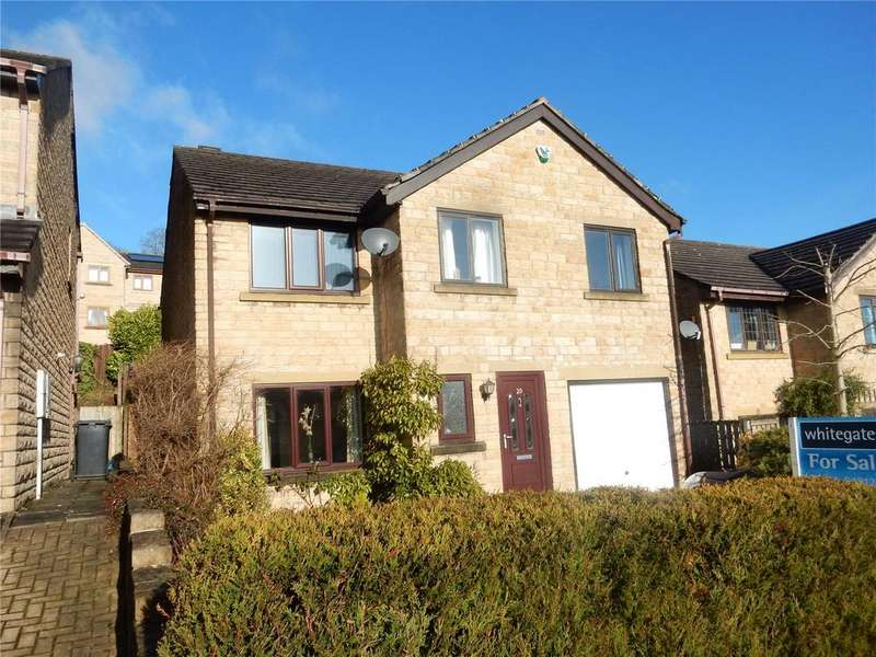 4 Bedrooms Detached House for sale in Ashford Park, Golcar, Huddersfield, HD7