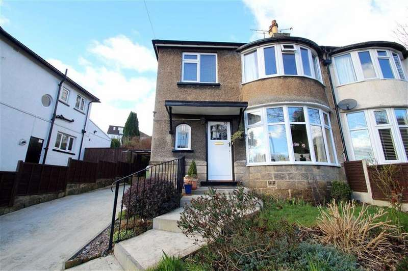 3 Bedrooms Semi Detached House for sale in Gledhow Park Road, Chapel Allerton, LS7