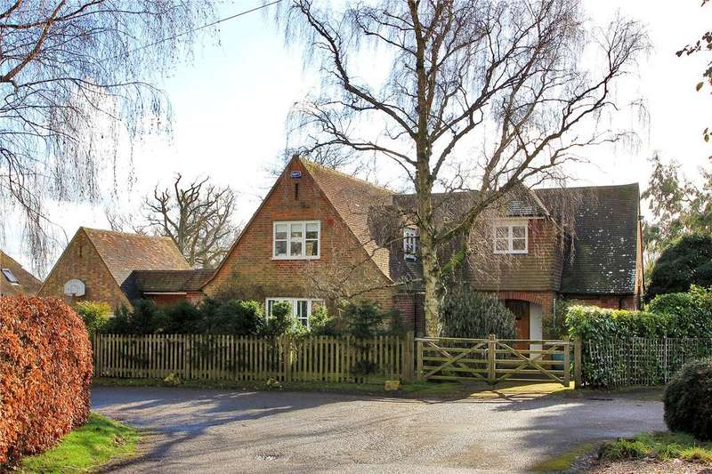 3 Bedrooms Detached House for sale in Holmewood Ridge, Langton Green, Tunbridge Wells, Kent, TN3