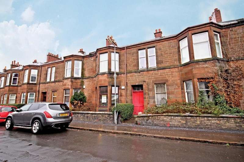 1 Bedroom Ground Flat for sale in Virginia Gardens, Ayr, Ayrshire, KA8 8JE
