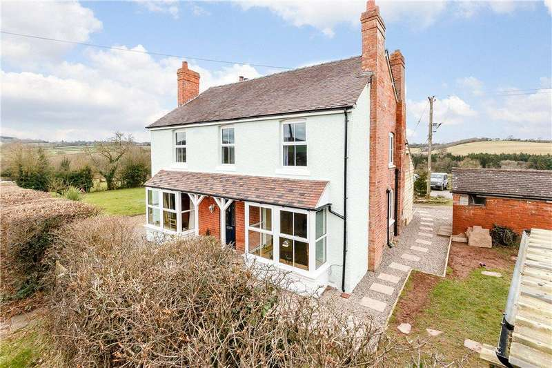5 Bedrooms Unique Property for sale in Bromyard, Herefordshire, HR7