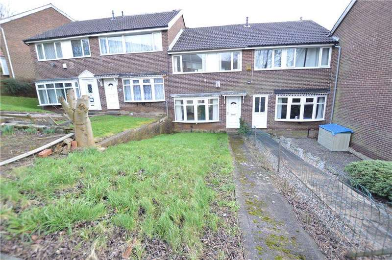3 Bedrooms Terraced House for sale in Ramshead Crescent, Leeds, West Yorkshire