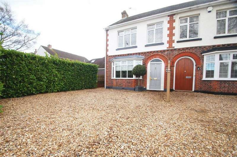 3 Bedrooms Semi Detached House for sale in Woodside, Wigmore, Rainham, Kent
