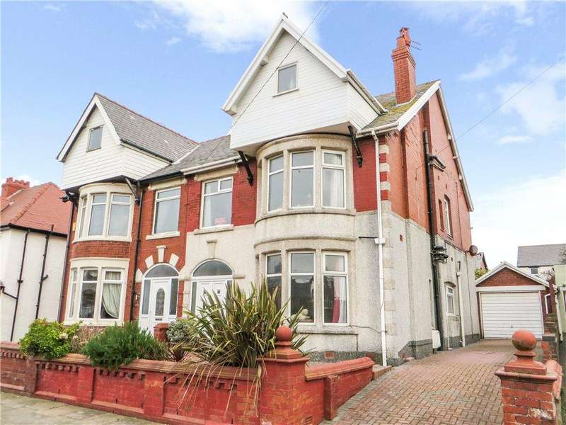 5 Bedrooms Semi Detached House for sale in Gosforth Road, Bispham, Blackpool