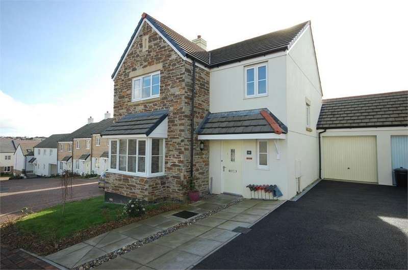 4 Bedrooms Detached House for sale in FOWEY, Cornwall