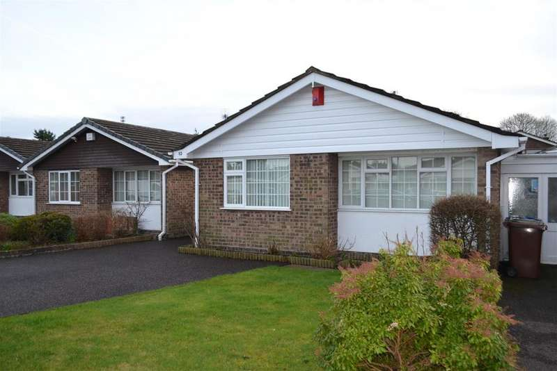 3 Bedrooms Detached Bungalow for sale in Pennycress Green, Norton Canes, Cannock