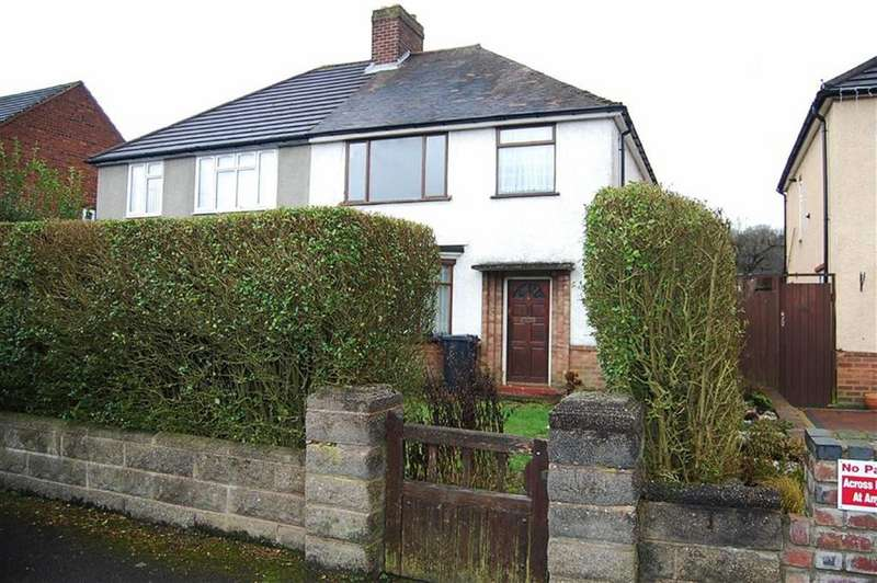 3 Bedrooms Semi Detached House for sale in Littleworth Ave, Bramford Estate, Dudley
