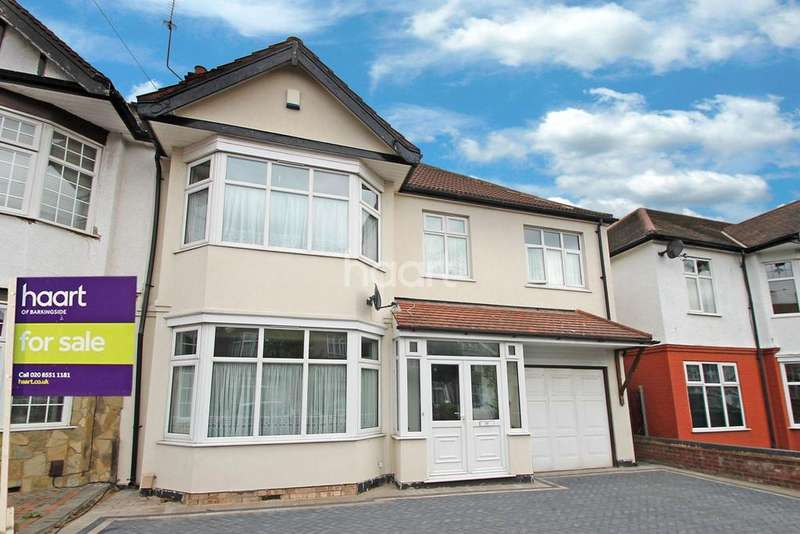 4 Bedrooms End Of Terrace House for sale in Glenthorne Gardens, Barkingside