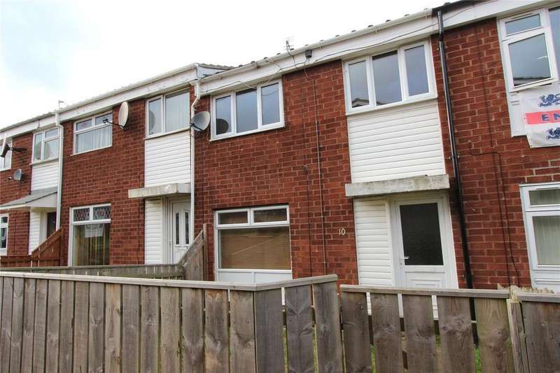 3 Bedrooms Terraced House for sale in Moorcock Close, Bankfields
