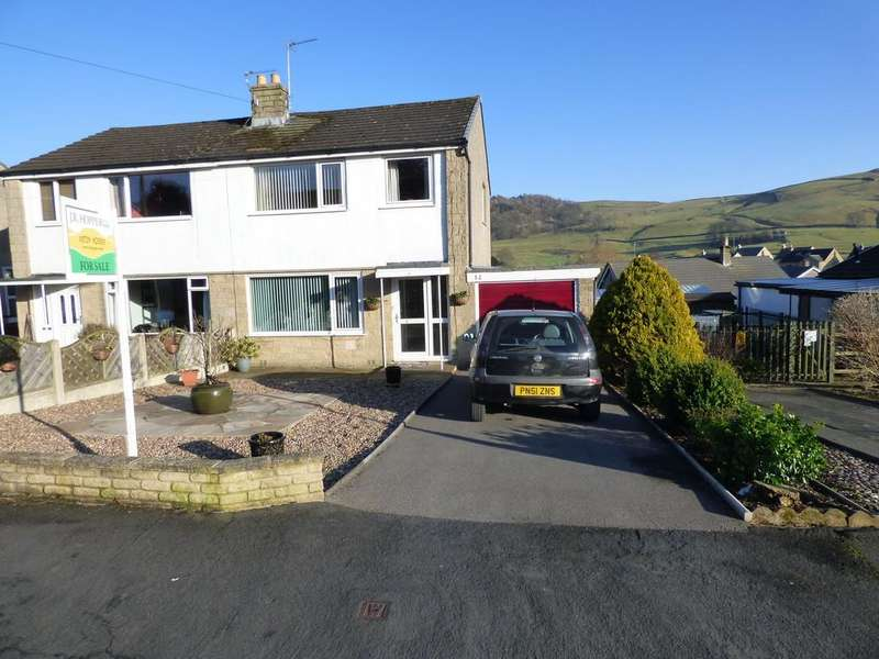 3 Bedrooms Semi Detached House for sale in Longdale Avenue, Settle