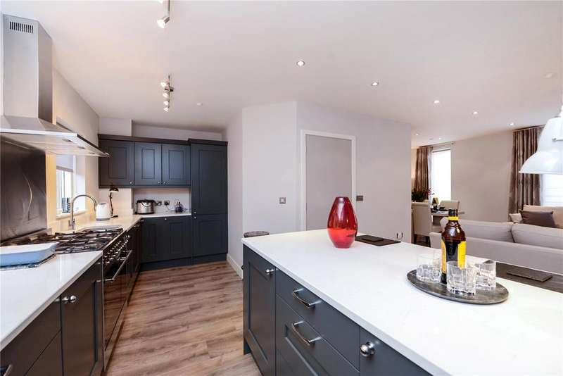 3 Bedrooms Mews House for sale in Earls Villas, Seller Street, Chester, CH1