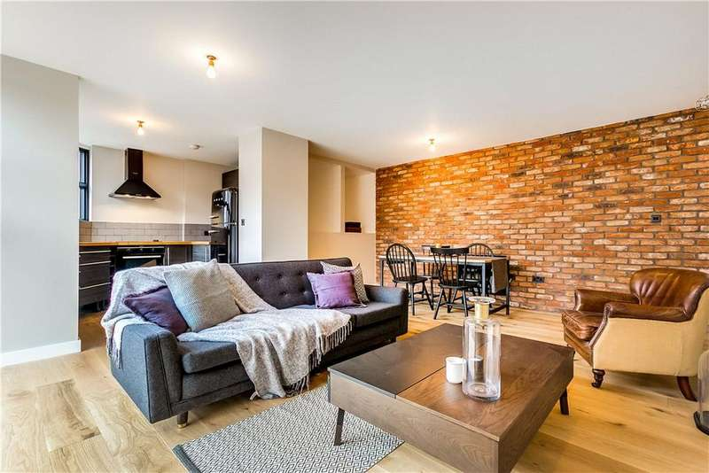 2 Bedrooms Flat for sale in Northbourne Lofts, Northbourne Road, Clapham, SW4