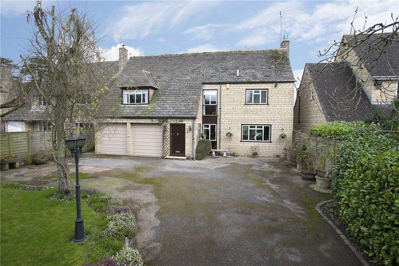 4 Bedrooms Detached House for sale in Church Lane, Toddington, Cheltenham, Gloucestershire, GL54