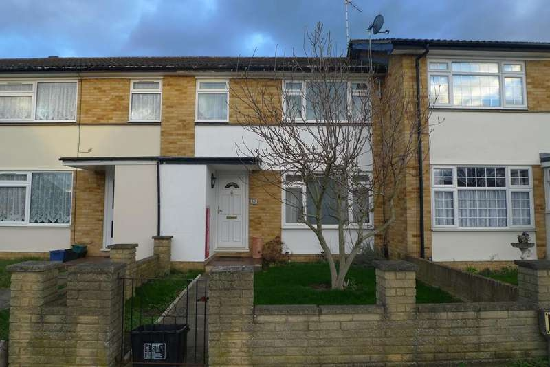 3 Bedrooms Town House for sale in Rodney Road, Whitton TW2