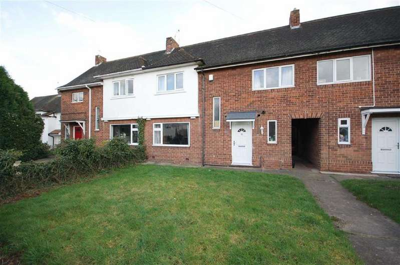 3 Bedrooms Terraced House for sale in Hill Close, West Bridgford