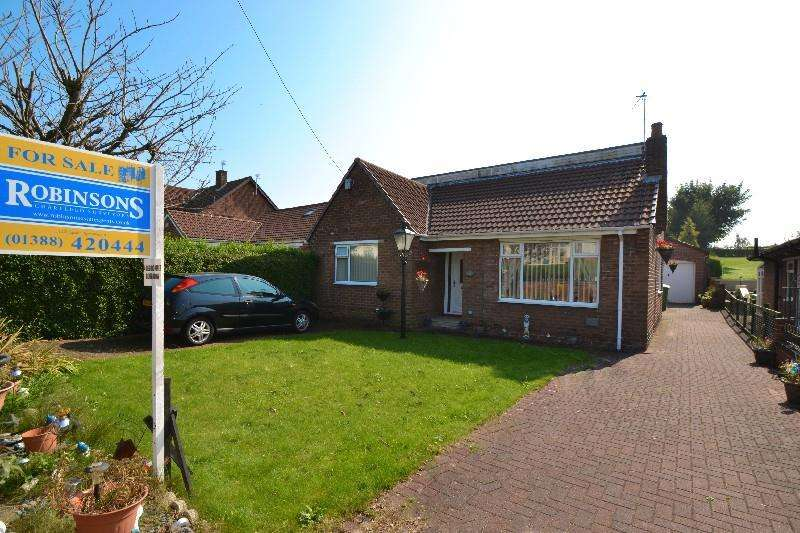 4 Bedrooms Semi Detached Bungalow for sale in Linden Road, Ferryhill