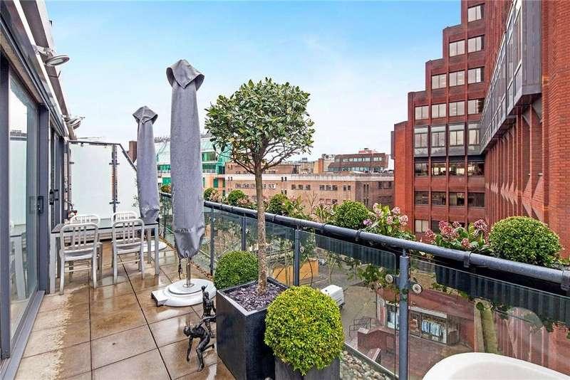 2 Bedrooms Flat for sale in Phoenix Street, Covent Garden, London, WC2H