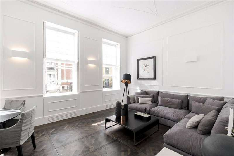 2 Bedrooms Flat for sale in Hinde House, 14 Hinde Street, Marylebone, London, W1U