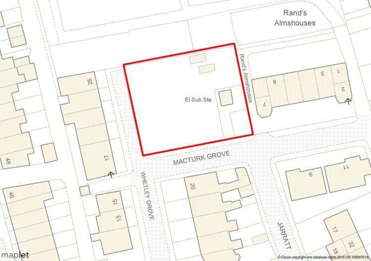 Land Commercial for sale in Land at Whetley Grove, Bradford, West Yorkshire