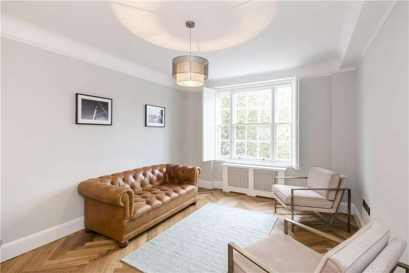 2 Bedrooms Flat for sale in Ivor Court, Gloucester Place, Marylebone, London, NW1