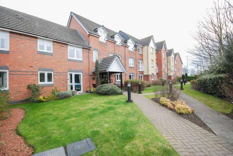 1 Bedroom Flat for sale in Willow Bank Court, East Boldon