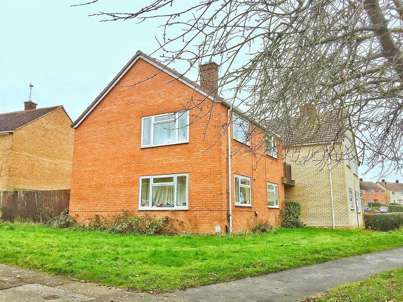1 Bedroom Maisonette Flat for sale in Denby Close, Leamington Spa