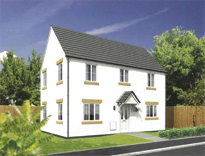 3 Bedrooms Semi Detached House for sale in Hill Top Crescent, The Mount, Par