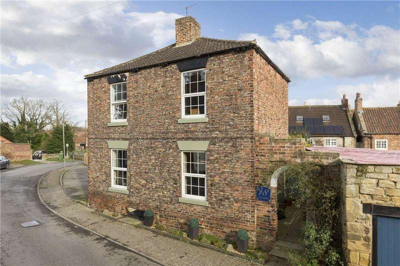 4 Bedrooms Unique Property for sale in Church Street, Topcliffe, Thirsk, North Yorkshire
