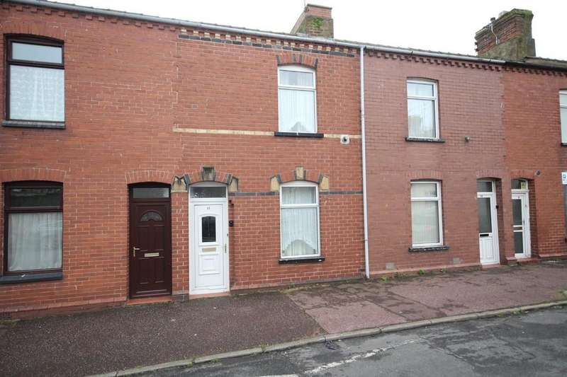 2 Bedrooms Terraced House for sale in 11 Drake Street, Barrow-In-Furness