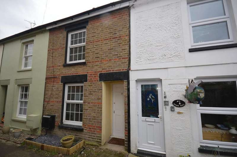 2 Bedrooms House for sale in 2 bedroom Terraced House in Bocking