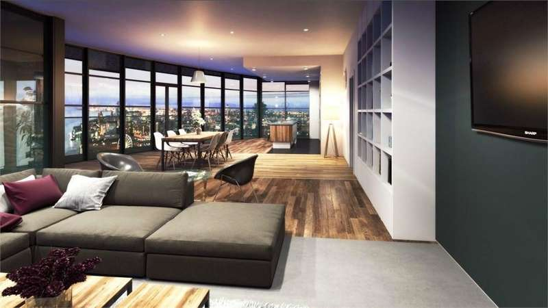 2 Bedrooms Apartment Flat for sale in Herculaneum Quay, Liverpool, L3