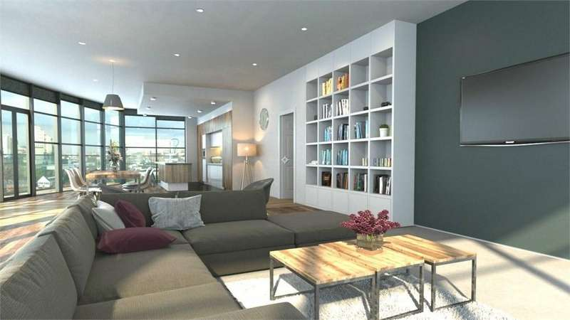 3 Bedrooms Apartment Flat for sale in Herculaneum Quay, Riverside Drive, Liverpool, Liverpool, L3
